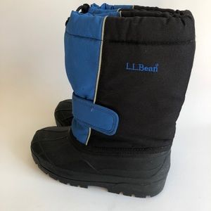 L.L. Bean Northwoods Snow Boots Removable Liner